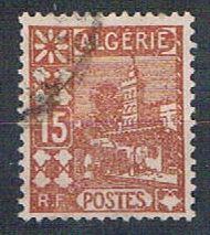 Algeria 38 Used Mosque 1926 (A0398)