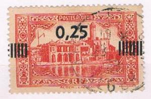Algeria 122 Used Admiralty Building 1938 (A0409)