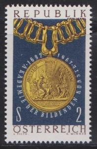 Austria #800 MNH