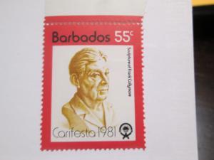 Barbados #553 MNH
