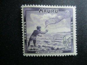 Nauru, Scott#39, MH
