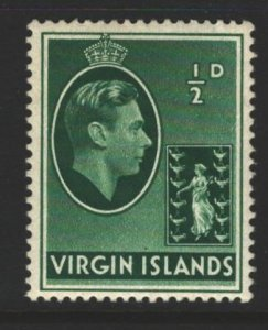 British Virgin Islands Sc#76 MNH