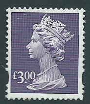 Great Britain - QE II Machin SG Y1802