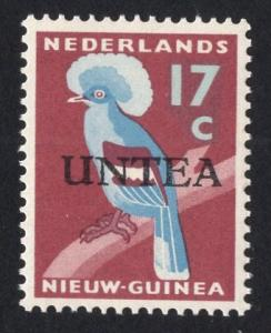 Netherlands West New Guinea UNTEA UN temporary authority 1962 MNH . 17 ct