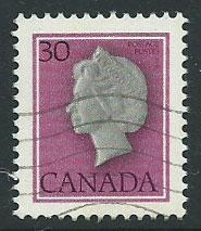 Canada  SG 869b Used