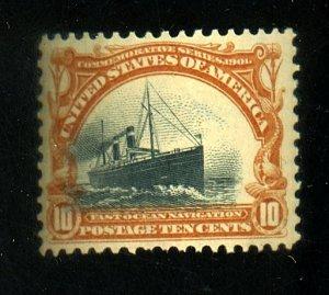 U.S. #299 MINT VF OG LH SLOW SHIP