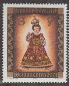 Austria Scott #1860 Stamp - Mint NH Single