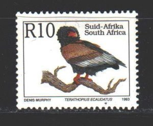 South Africa. 1993. 907 from the series. Birds, fauna. MNH.