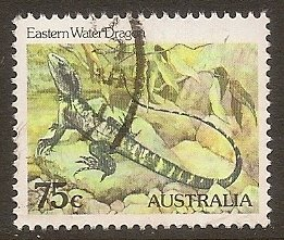 Australia Scott # 797a used. Free Shipping for All Additional Items.