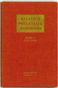 Billig's Philatelic Handbook, V.3.- 1951 2rd Ed. US Canc, Algeria, France & More