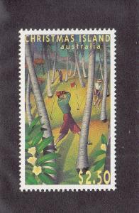 Christmas Island Scott #369 MNH