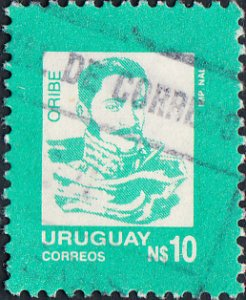 Uruguay #1199 Used