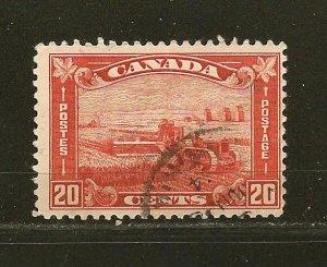 Canada 175 Harvesting Wheat Used