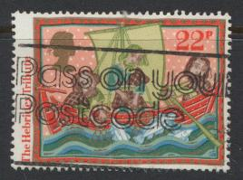 Great Britain SG 1344 -  Used - Christmas