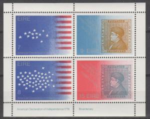 Ireland #392b MNH F-VF CV $6.00  (SU939)