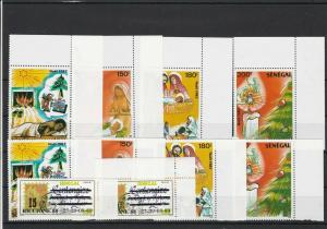 Senegal  Mint Never Hinged Stamps ref R 18531