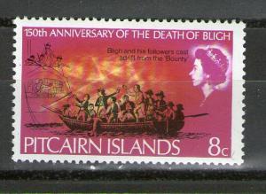 Pitcairn 86 MNH