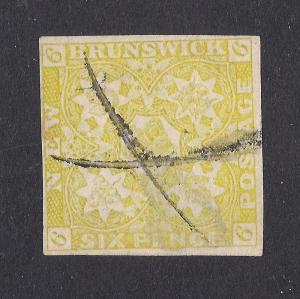 New Brunswick #2 Olive Yellow - Used - Cat.:$1,150