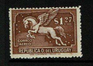 Uruguay SC# C77 Mint Hinged  - S11974