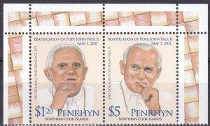 Penrhyn Island #504  MNH  CV $10.50 (Z4401)