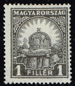 HUNGARY STAMP 1926 -1927 Definitive Issues - MH/OG 1F