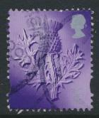 GB Regional Scotland  E value    SG S96 SC#16 Used    see details
