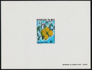 Mali 378-82 Deluxe Sheets MNH Fruit