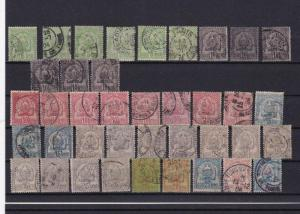TUNISIA 1888 ARMS TYPE SHADED BACKGROUND   STAMPS  REF R1140