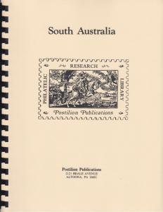 South Australia, the Stanley Gibbons Philatelic Handbook, by Francis Napier, New
