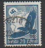 Mi: 532x    Used   1934   Cat €   2.20