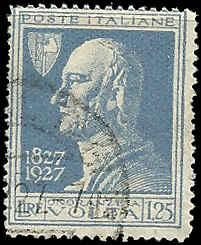 Italy - 191 - Used - SCV-7.25