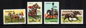 Australia  691 - 694  MNH cat $  3.00 333