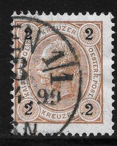 Austria Used [3680]