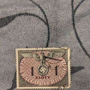 Poland NO13 XF, CV $4.75