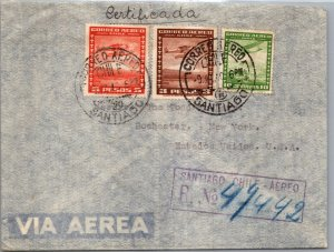Chile, Registered