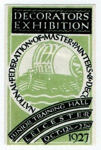 (I.B) Cinderella Collection : Decorator's Exhibition (Leicester 1927)