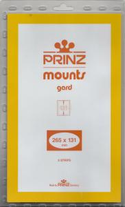 PRINZ BLACK MOUNTS 265X131 (5) RETAIL PRICE $11.50
