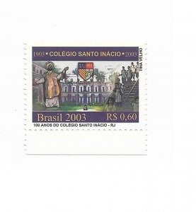 BRAZIL BRASIL 2003 COLLEGE EDUCATION RELIGION COATS SC2285