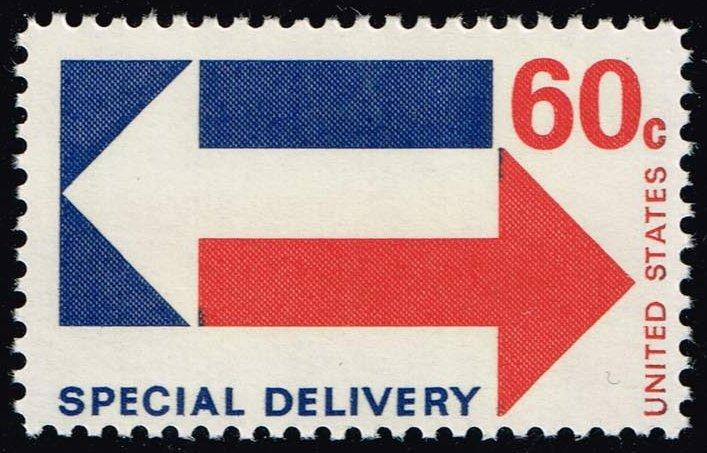 US #E23 Special Delivery; MNH (1.25)