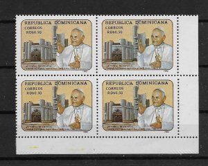 DOMINICAN REPUBLIC STAMPS MNH #AGOP3