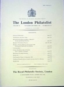 Rhodesia First BULAWAYO PROVISIONAL Issue 1896 and its VARIETIES & FORGERIES
