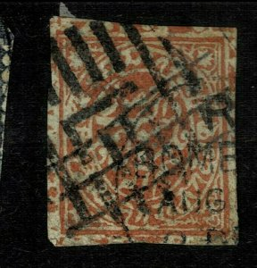 India states Jammu Kashmir   classic stamps   v rare hcv