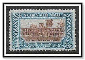 Sudan #C39 Airmail Used