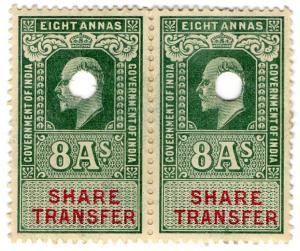 (I.B) India Revenue : Share Transfer 8a