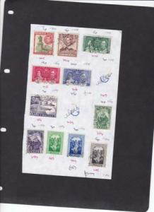 malta   stamps  on pages  ref r14379