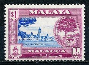 Malaya Malacca #64 Single MLH