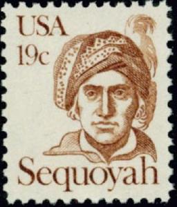 1859 Sequoyah F-VF MNH single