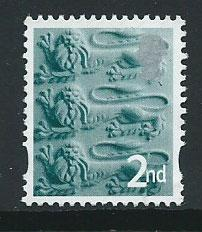 Great Britain SG  EN 6  Regional Definitive - England