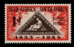 South Africa Scott 193 MNH** 1953 stamp on stamp