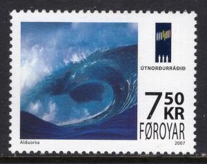 Faroe Islands 480 MNH VF
